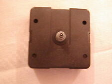 CLOCK MOTOR FOR CLOCKS  Moement Indicatorwith shaft 1/2 INCH NEW MADE IN USA