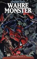 MARVEL EXKLUSIV HC #6 (deutsch) SPIDER-MAN:WAHRE MONSTER lim.Hardcover McFARLANE