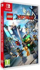 Switch The LEGO NINJAGO Movie Videogame Switch Nintendo NEUWARE OVP