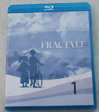 Fractale (Blu-ray) (Vol.1) Japan Version Region A