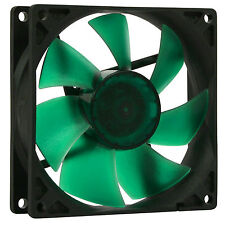 Nanoxia 92mm PWM Deep Silence Quiet PC Case Fan 400-1400 RPM, 4-Pin