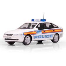 Schuco 04191 VAUXHALL VECTRA Hatchback Model Car Metropolitan Police 1 43rd