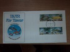Malaysia 1983 15 Jun FDC Freshwater Fish Bureau Postmark Kuala Lumpur