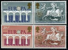EUROPA CEPT 1984 - GREAT BRITAIN - MNH Set