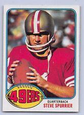 1976   STEVE SPURRIER  - Topps Football Card - # 274 - SAN FRANCISCO 49ERS