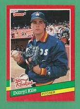 1991 Donruss The Rookies RC Darryl Kile Houston Astros #5