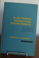Book Electronic Measuring Instruments Harold Soisson