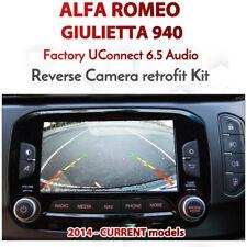 Alfa Romeo Giluietta 940 Series  - UConnect Integrated Reversing Camera Kit