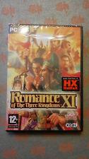 ROMANCE OF THE THREE KINGDOM XI PC ED. ITALIANA - gioco in inglese  SIGILLATO