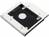 2nd Hard Drive HDD SSD Caddy for Dell Optiplex 390 790 990 3010 3020 7010 7020