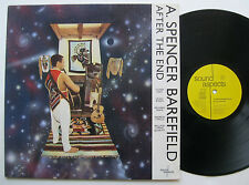 LP A. Spencer barefield-after the end-MINT-Oliver Lake Andrew Cyrille