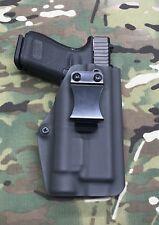 Armor Gray Kydex IWB Holster for Glock 19/23/32 Thread Barrel Streamlight TLR-1