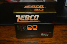 Vintage Zebco Rx20 Box Spinning Reel. Box Only.