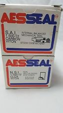 AESSEAL AIC12V01 Internal Balanced Mechanical Seal and ANX12V01 Stationery