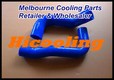 Blue silicone radiator hose for Ford Cortina TC TD TE TF 6cyl