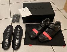 Rapha Climber's Shoes Black High-Vis Pink Size 10 UK 45 EU Worn Handful Times