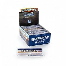 ELEMENTS 110MM Cigarette Rolling Machine + ULTRA THIN RICE Rolling Paper