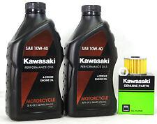 2009 KAWASAKI KLX140B9F (KLX140L) OIL CHANGE KIT