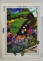 Flower Show Jigsaw Puzzle 1000pc 75x50cm