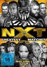 3 DVDs *  NXT - GREATEST MATCHES VOL. 1  # NEU OVP &