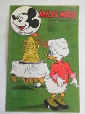 MICKEY 1971 Nº 45 AVEC MMK-Journal avec Sammelbild Ehapa Walt Disney AP-P
