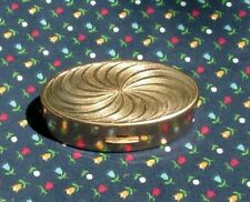 Vintage Max Factor Lipstick Holder Mirror Compact Hi Society