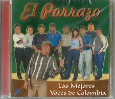 El Porrazo Las Mejores Voces De Colombia Latin Music CD New