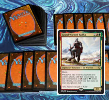 mtg RED GREEN GRUUL RADHA COMMANDER EDH DECK Magic the Gathering rare cards