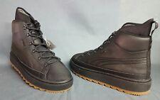 Puma The Ren Boot Water-Resistant Boots Puma Black Gum Mens Size 9 NWOB!
