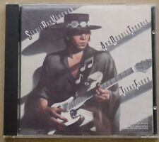 Stevie Ray Vaughan Double Trouble Texas Flood Japan Disc Early Pressing Ek 38734