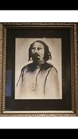 George E. Pickett 16 x 20 Original Oil Painting on Canvas/Civil War Art