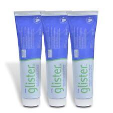 3 x Zahnpasta AMWAY™ Glister™ Fluorid - Zahncreme  a.150ml = 450ml