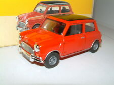 1/43 MINI COOPER IN RED WITH BLACK ROOF ` VANGUARDS`