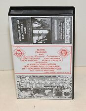"""Survival Research Labs VHS """"7 Machine Performances"""" NEW BUY Direct From SRL!!"""