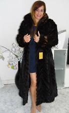 Pelzmantel Nerzmantel Mink Fur coat Fuchsmantel Pelliccia visone Fourrure Fox