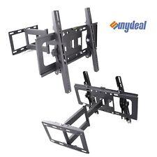 Swivel Tilt Wall Mount Bracket 30 32 40 42 43 55 Inch LED LCD Plasma TV VESA