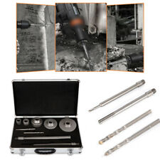 Shank Hole Saw Cutter Concrete Cement Stone Wall Drill Bit 30/40/68/80/100 mm