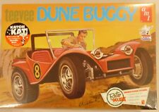 Amt 1/25 Teevee Dune Buggy Retro Deluxe Plastic Model Kit 907