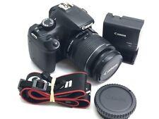 Canon EOS Rebel T3 12.2MP DSLR Camera (Kit w/ EF-S IS 18-55mm Lens) (NJL019922)