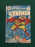 Sandman #1 VF/NM (9.0) Off-White Pages - Kirby Art!!