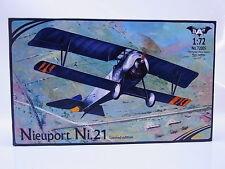 Interhobby 43634 BAT 72005 Nieuport Ni.21 1:72 Bausatz NEU in OVP