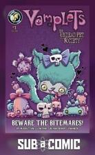 VAMPLETS BEWARE BITMARES ONE SHOT COVER A (ACTION LAB 2018 1st Print) COMIC