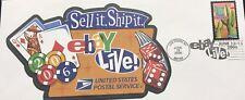 eBay Live Las Vegas 2006 Envelope Commemorative Stamp Tallest Cactus