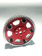 HYPERCAM ADJUSTABLE CAM GEAR for NISSAN SKYLINE R31 RB30 TURBO - RED