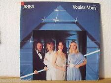 ★★ LP - ABBA - Voulez-Vous - OIS (Lyrics) - Polydor GER 1979