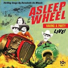 ASLEEP AT THE WHEEL - HAVIN' A PARTY LIVE   CD NEUF