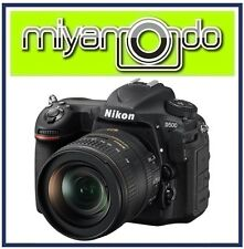 Nikon D500 UHD 4K Digital SLR Camera + 16-80mm Lens Kit