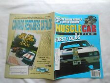 MUSCLE CAR REVIEW MAGAZINE--MAY,1989