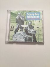 Sonny Boy Williamson II King Biscuit Time CD Arhoolie 310 1989 Used
