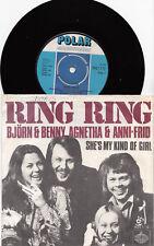 Rare ABBA-Single aus Dänemark: Björn & Benny, Agnetha & Anni-Frid: Ring Ring